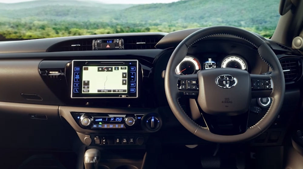 Toyota Genuine Interior Accessories